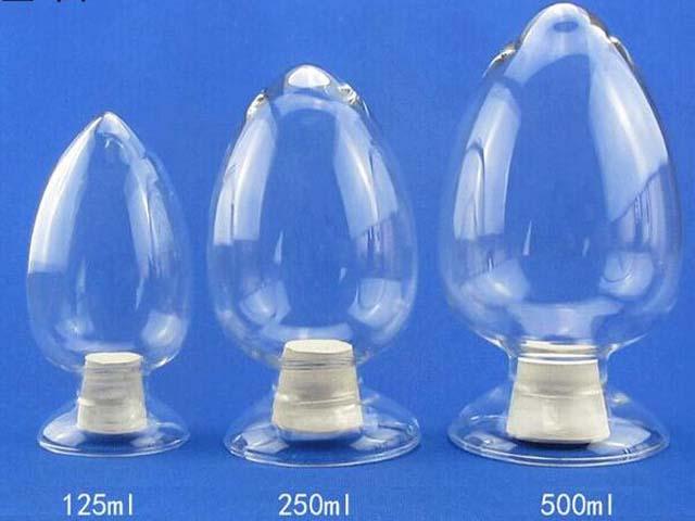 锥形种子瓶